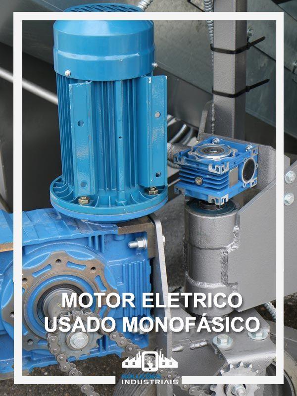 c6e244870bf O motor elétrico monofásico é um modelo de motor que têm a sua alimentação  realizada apenas por uma única fase. Além disso