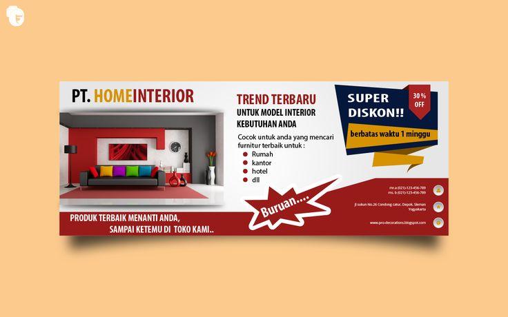 furniture banner design concept  #banner #furniture #home #design