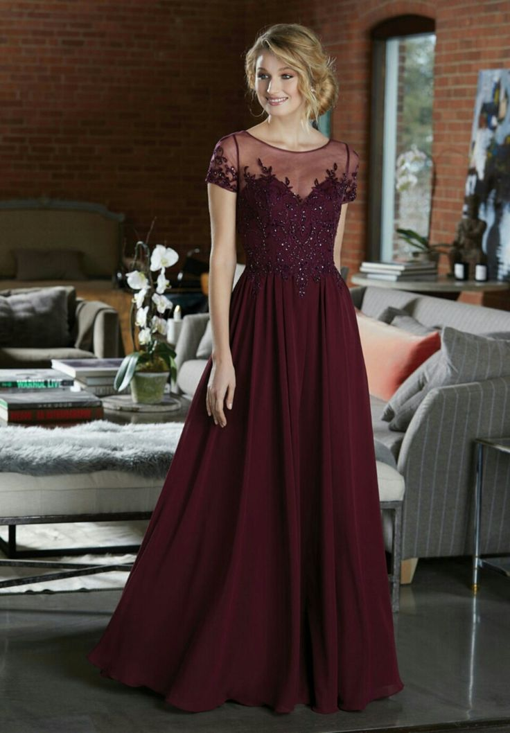 Pin by Tabata Mitchells on Vestido chique in 2019 | Dresses, Elegant bridesmaid dresses, Cap sleeve bridesmaid dress