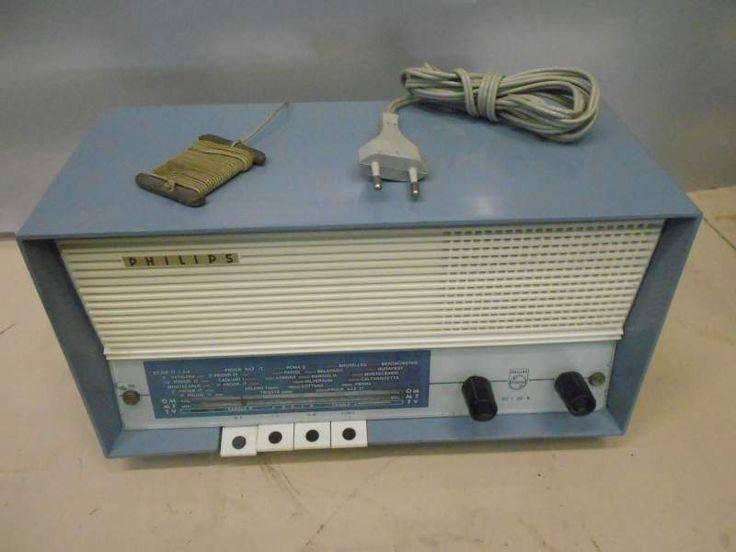 RADIO d'epoca a valvole PHILIPS B2 I20 ANIE... a Campobasso - Kijiji: Annunci di eBay