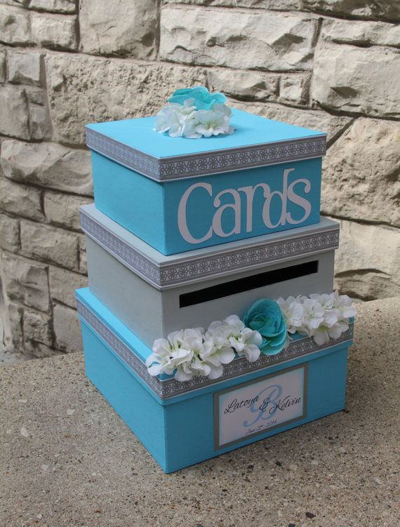 Top 25 ideas about Wedding Card Boxes – How to Decorate a Wedding Card Box