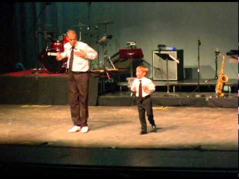6-Year-Old Tap Dance Prodigy Duels His Famous Teacher, Able To Keep Up With Every Move! - InspireMore