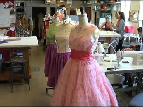 "A Look Inside USF's ""Hairspray"" Costume Shop"