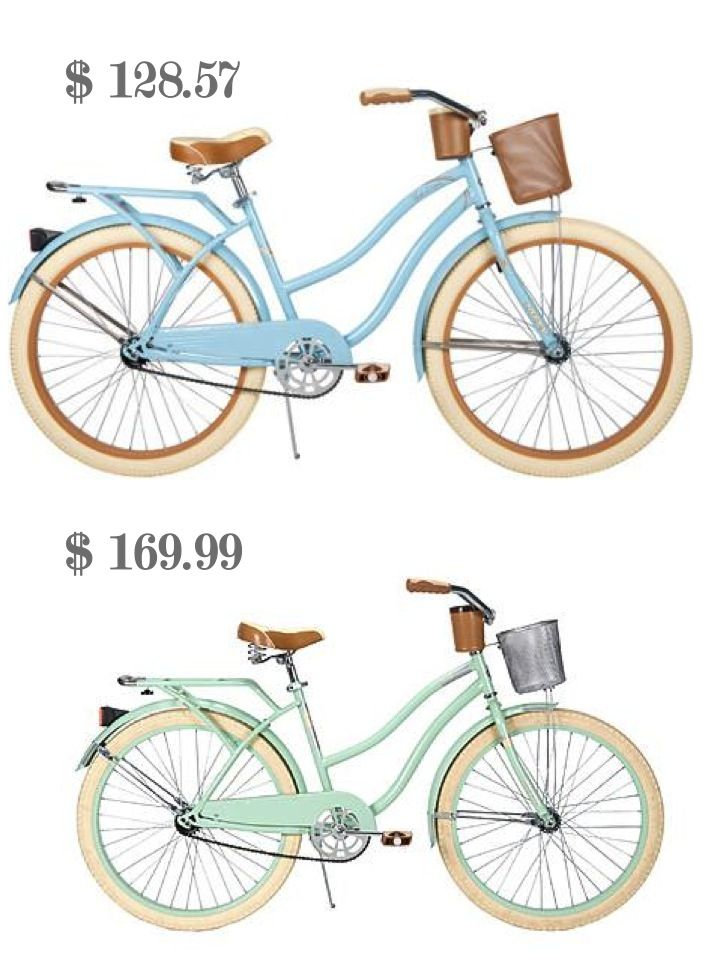Beach cruisers....can't wait to purchase one of these!