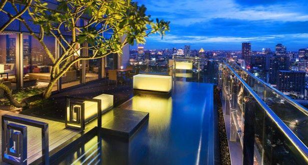 The Penthouse Suite, St. Regis Bangkok