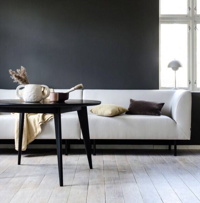 Aften Spisesofa Ygg Og Lyng Kaffebord Hus Innredning Sofa