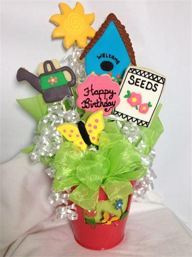 35 best Cookie Bouquets images on Pinterest Cookie bouquet