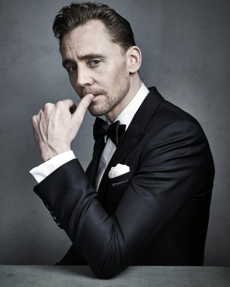 Tom Hiddleston. Photographed by Gavin Bond.