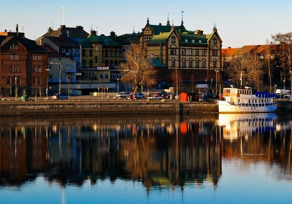 Top 10 Things to do in Umea: European Capital of Culture 2014