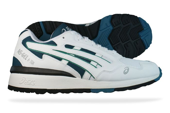 Asics A6-Gel X-Tra Mens Running Trainers / Shoes - White