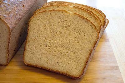 Erikas LCHF till vardag och fest: Formbröd (LCHF) - ett gott ljust bröd som även fungerar bra som rostbröd