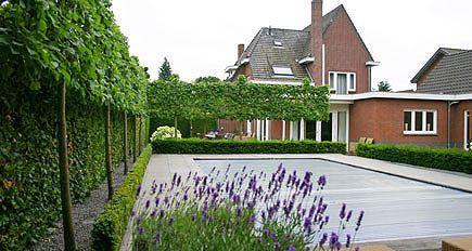 Tuinarchitect tuinontwerp moderne strakke en eigentijdse - Eigentijdse landscaping ...
