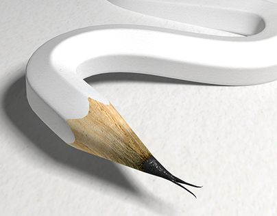 """Check out new work on my @Behance portfolio: """"pencils"""" http://be.net/gallery/34747069/pencils"""