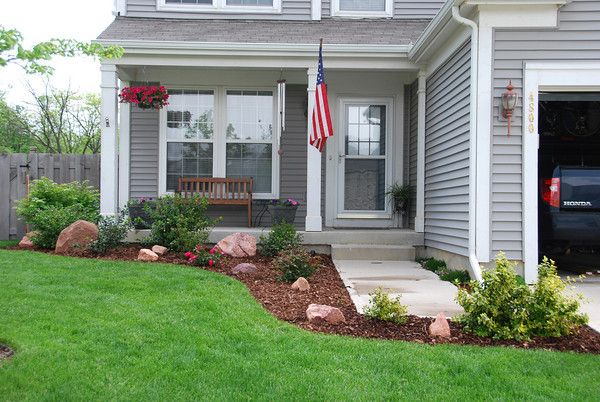 290 best images about curb appeal on pinterest landscaping front yards landscaping and. Black Bedroom Furniture Sets. Home Design Ideas