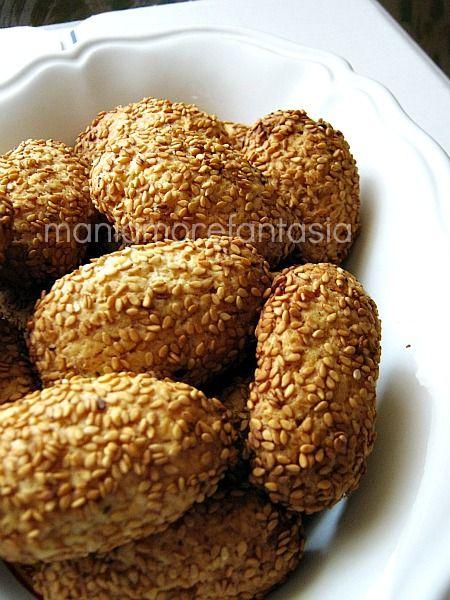 Biscotti reginella, ricetta palermitana