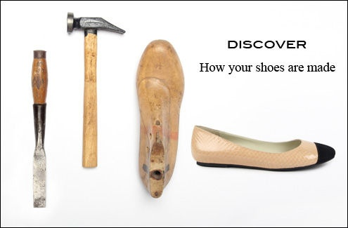 OMG make your own shoes. amazing