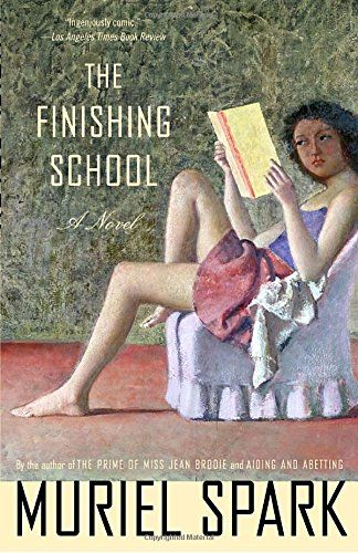 The Finishing School:   From Muriel Spark, the grande dame of literary satire, comes this swift, deliciously witty tale of writerly ambition that recalls her beloved The Prime of Miss Jean Brodie./bCollege Sunrise is a somewhat louche and vaguely disreputable finishing school located, for now, in Lausanne, Switzerland. Rowland Mahler and his wife, Nina, run the school as a way to support themselves while he works, somewhat falteringly, on his novel. Into Rowland's creative writing clas...