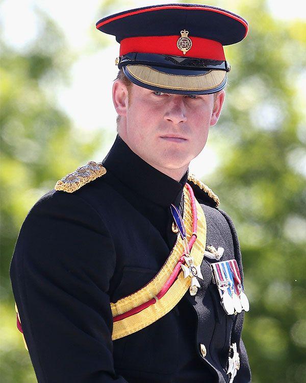 El Príncipe Harry comparte un emotivo discurso en honor a los soldados caídos