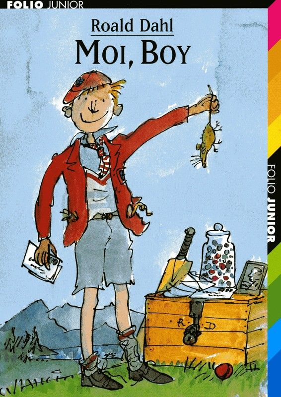 an analysis of boy tales of childhood by roald dahl Buy boy: tales of childhood uk ed by roald dahl (isbn: 9780241955307)   levels 3-4 english: reading for understanding, analysis and evaluation skills.