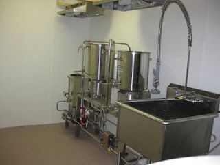 Home Brew Room