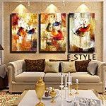 1000 id es sur le th me peintures l 39 huile abstraites sur for Decoration interieur solde