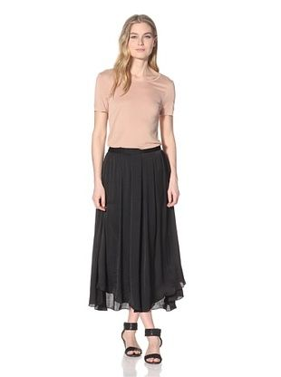 62% OFF Cacharel Women's Skirt (Black)