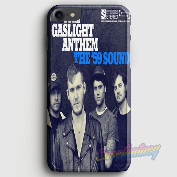 The Gaslight Anthem The '59 Sound iPhone 7 Case | casefantasy