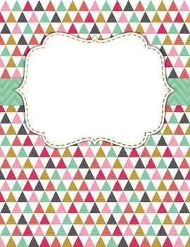 "Binder Covers Editable FREEBIE-- on FD in binder cover folder as ""Cute EDITABLE binder covers"""
