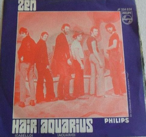 Zen (8) - Hair / Aquarius (Vinyl) at Discogs