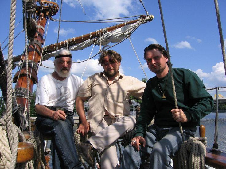 """Rekonstruo de la fregato """"Standart"""" Imperiestro Peter I."""
