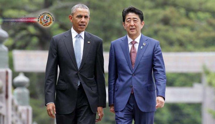 Obama: Visita de Abe à Pearl Harbor será histórica. O Presidente dos EUA, Barack Obama, observou o 75º aniversário do ataque japonês a Pearl Harbor...