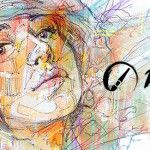 Rebelle – Watercolor & acrylic painting application