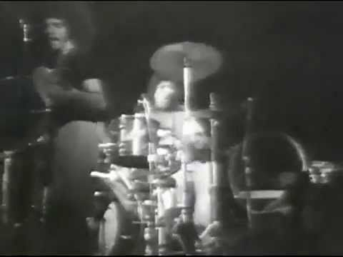 Aynsley Dunbar Drum Solo   To Play Some Music Journey 1974