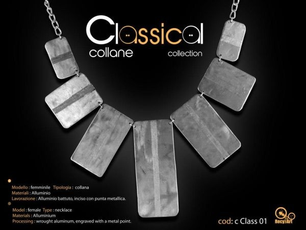 Collana Classical Collection. By Recykart