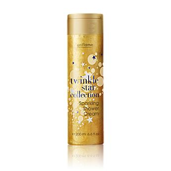 Twinkle Star Collection Sparkling Shower Cream    Třpytivý sprchový gel Twinkle Star