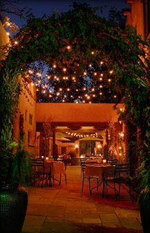 The Pink Adobe & The Guadalupe Cafe | Located in Santa Fe, New Mexico