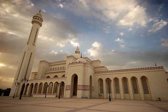 Grand Mosque Manama, Bahrain