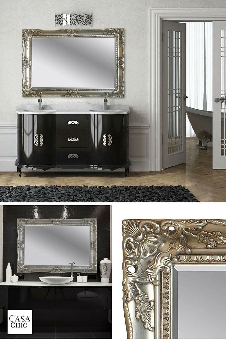 Shabbychic In Silber Von Innerreflection By Casa Chic Exklusiv Bei Http