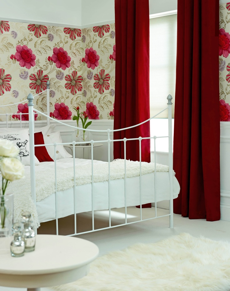 1000 images about curtains on pinterest red curtains curtain