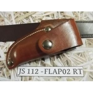 JS112-FLAP02-RT Custom Knife Sheath for Buck 112