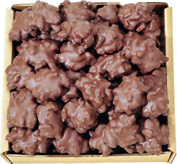 CHOCOLATE PECAN TURTLE CLUSTERS – Healthy To Fit