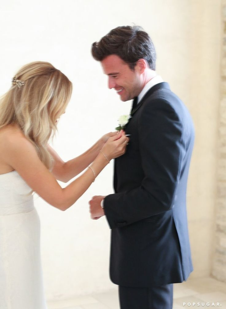 Look Back on 15 Gorgeous Lauren Conrad Wedding Pictures