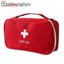 BalleenShiny Portátil de Primeiros Socorros Saco Kit de Sobrevivência de Emergência Médica Medicina Vazio Saco De Armazenamento de Viagem Esporte Ao Ar Livre Camping Ferramenta(China (Mainland))