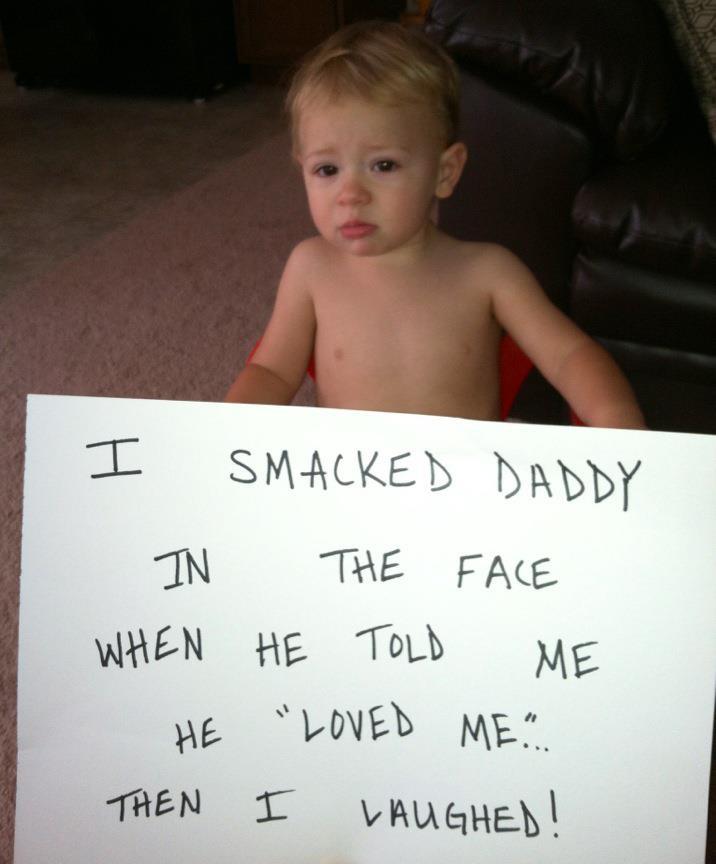 Baby Shaming!