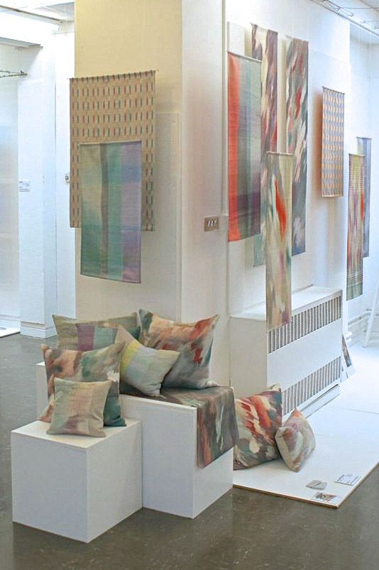 Loughborough Textiles Graduates | Flair | Laura Melhuish-Sprague