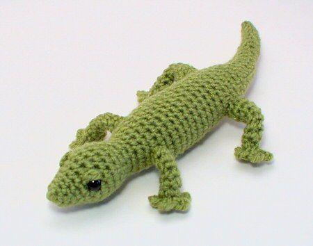 cute gecko pattern!