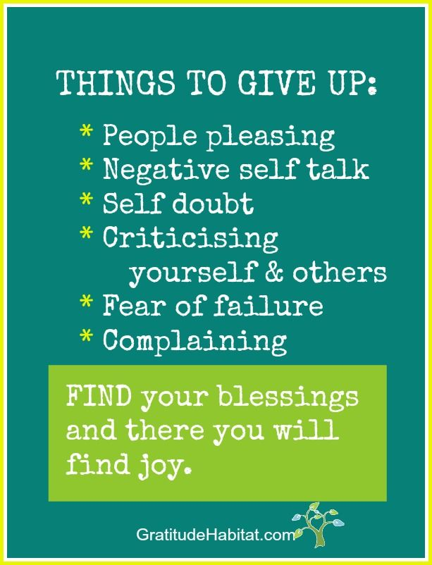 Find your blessings and there you will find joy. www.GratitudeHabitat.com #gratitude-quote #blessings #find-joy
