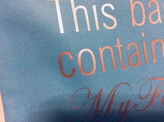 Custom makeup bag. Matt silver vinyl. Can be personalised. Gift idea, Christmas.
