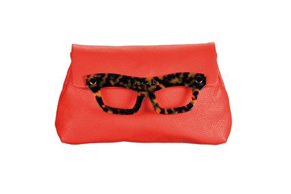 Little Lucy Coral #bag #clutch #eyeglasses #sunglasses