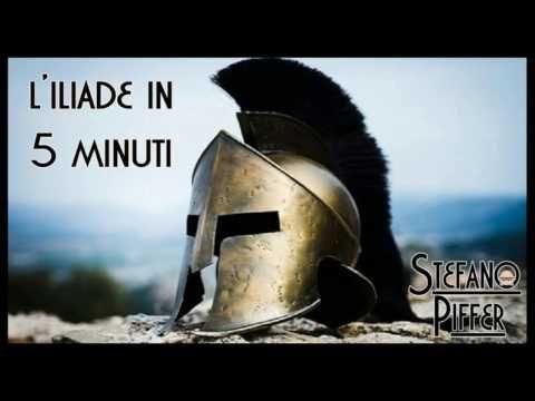 L'Iliade di Omero in quattro minuti e mezzo - YouTube